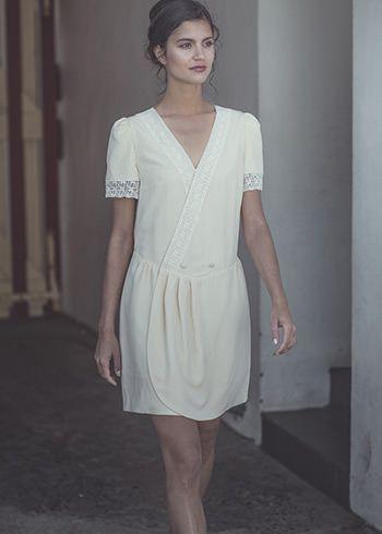 Laure de Sagazan   Robes de mariée   Collection civil
