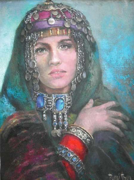 Remzi İREN - Sanatçı Detayı - Turkish Paintings