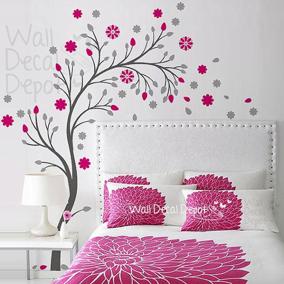 Love this for a little girls room!