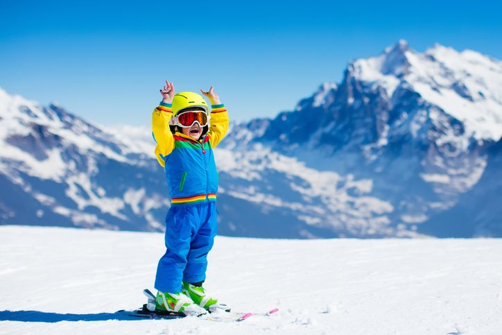 Le top des stations de ski où l'enneigement est garanti ! #ski #enneigement #station #neige #vacances #montagne #France #Belambra