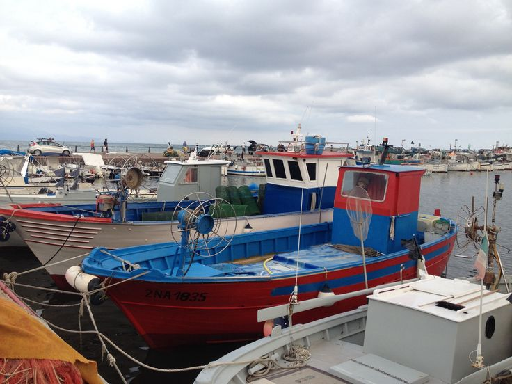 Al porto ... Barche