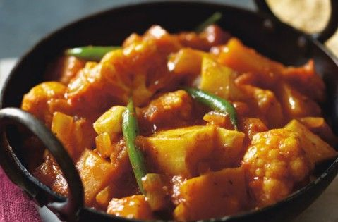 Meals under 200 calories - Spiced butternut squash and veg tagine - goodtoknow