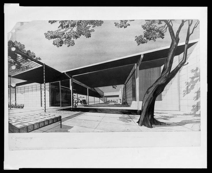 Paul Rudolph Miller residence, Casey Key (Sarasota