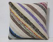 18x18 colorful rocking chair cushion cream throw pillows white home accents bedroom tribal decor mediterranean cushion cover unusual kilims