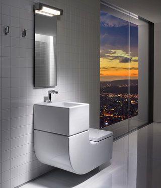 Die 25+ Besten Ideen Zu Cuvette Wc Suspendu Auf Pinterest ... Kompakte Designer Toiletten