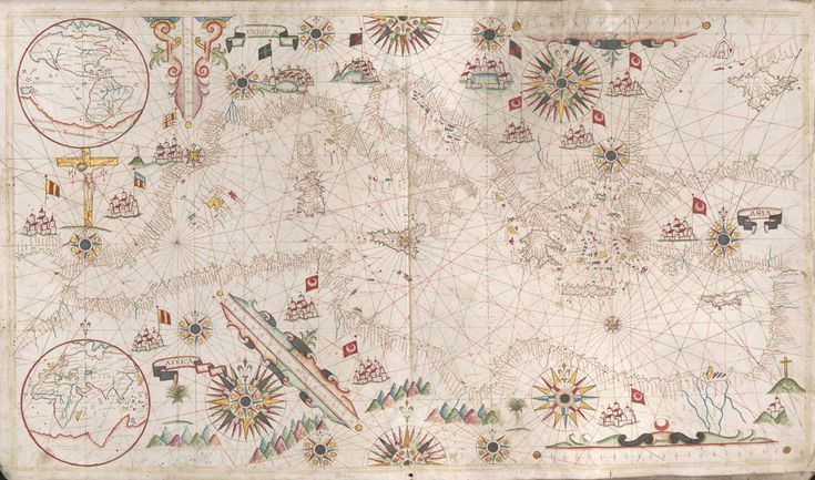 Inventing cities, mountains, and monsters to fill the empty spaces on maps is a centuries-old tradition in cartography.