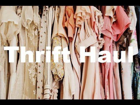 Thrift Haul