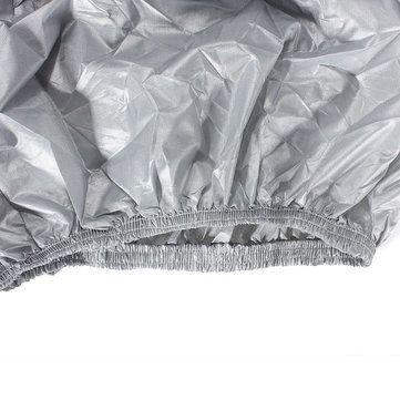 Universal SUV Car Cover Waterproof Rainproof Sunscreen UV Protection - US$25.49