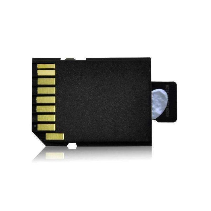 32GB Micro SD Card Micro SD to SD Adapter