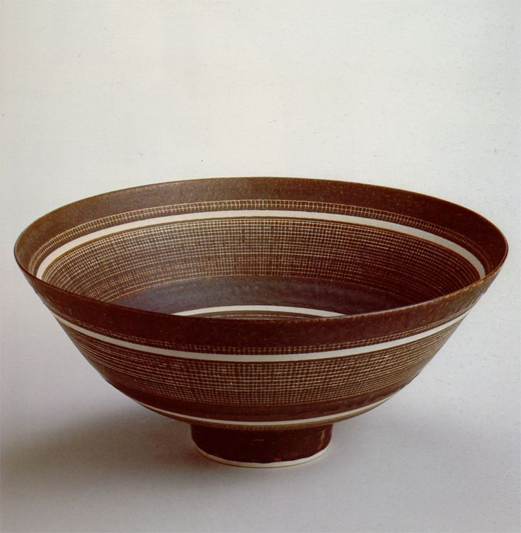 Lucie Rie's bowl