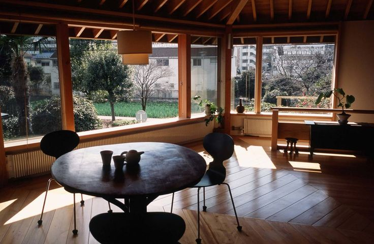 House in Fucyu 2004|府中の家 堀部安嗣