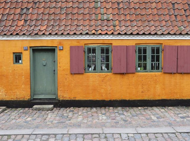 Copenhagen, Nyboder