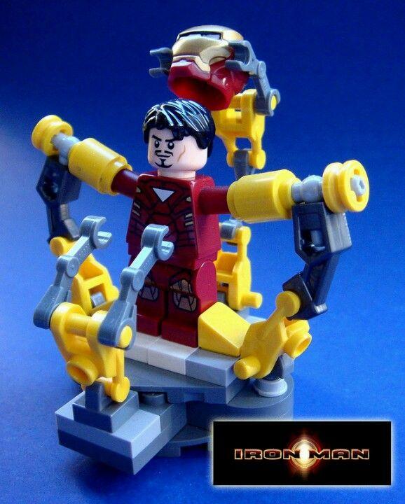 Iron man's suit machine