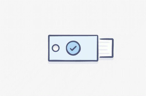 ONE: Dropbox contará con soporte para llaves de seguridad U2F (USB)