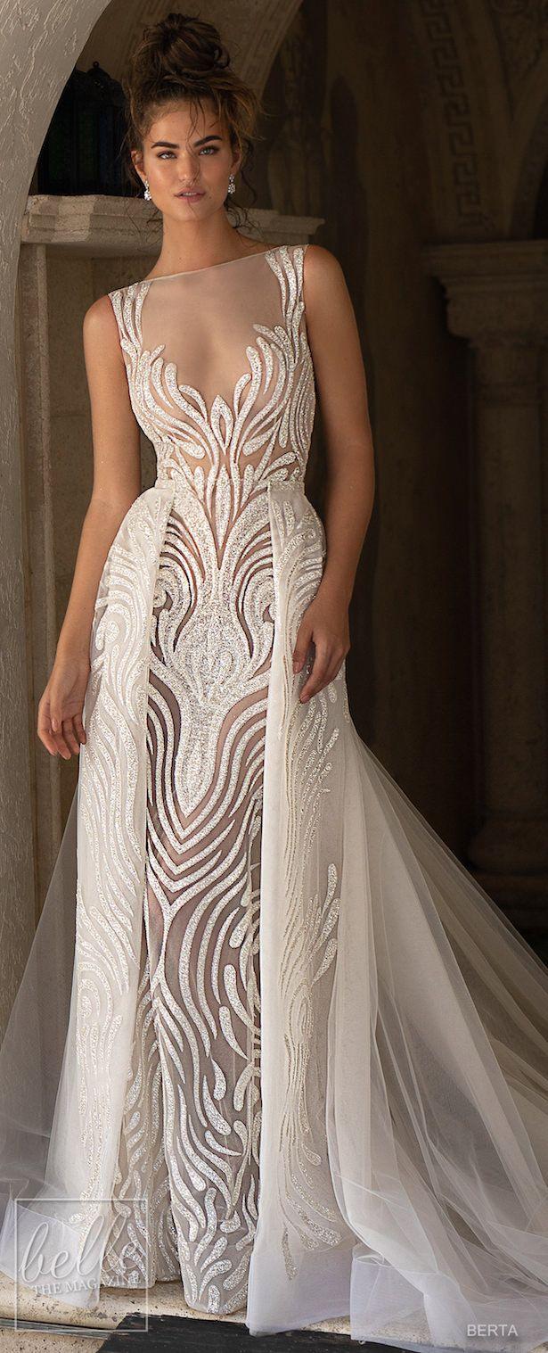 BERTA Bridal Gowns Spring 2019: Miami Bridal Collection