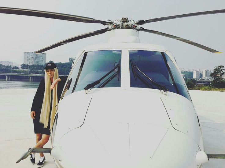 24092016 Instagram de Jung Joon Young - 한대뽑았어