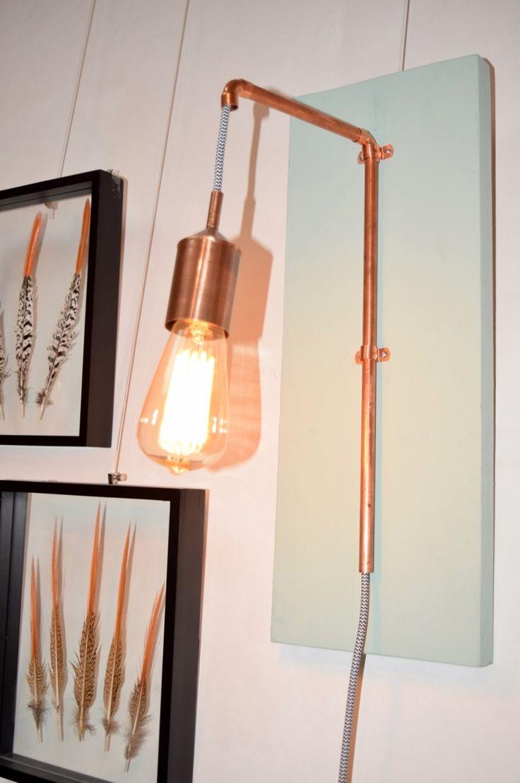 Lamp geïnspireerd op de straatlantaarn || Meubelbar