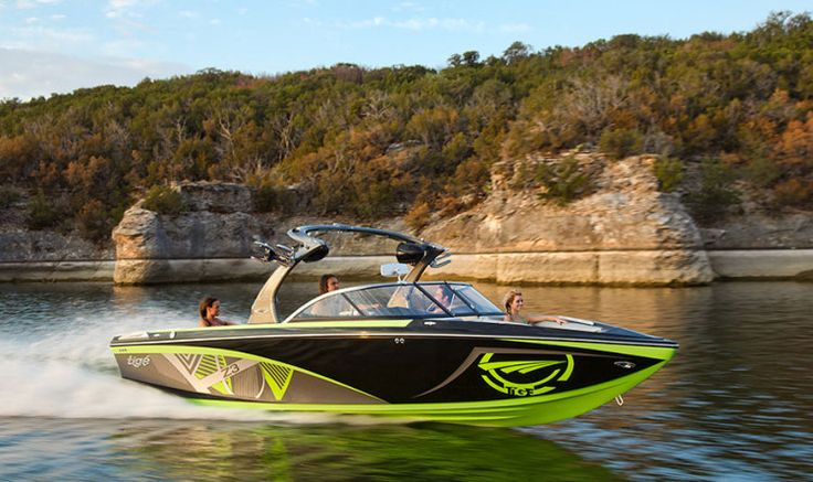 New 2012 Tige Boats Z3 Ski and Wakeboard Boat Photos- iboats.com