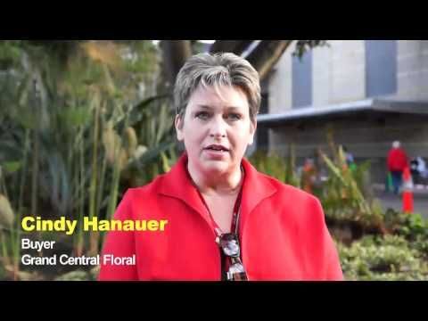 How do you think a #sustainable certification label can help you to sell a better quality product? Watch this video with the testimony of Cindy Hanauer, a buyer of Grand Central Floral .