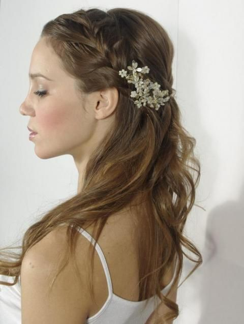 más de 25 ideas increíbles sobre tocados de novia en pinterest