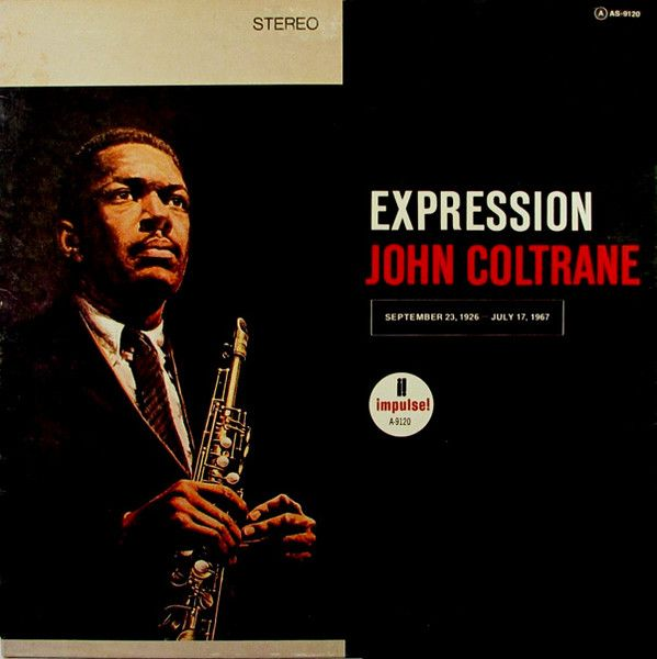 John Coltrane - Expression (Vinyl, LP, Album) at Discogs