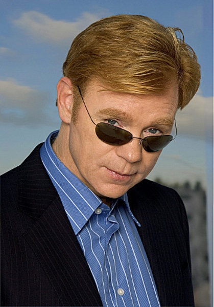 David Caruso em CSI: Miami