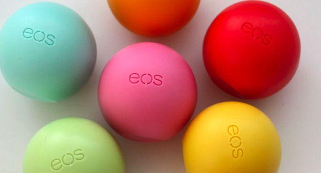 Eos Lip Balms - Order on www.thebikiniclub.co.za