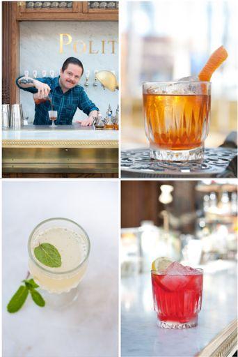 "SanDiegoVille.com: Erick Castro Announces the ""Spirit Society"" Cocktail Class at Polite Provisions"