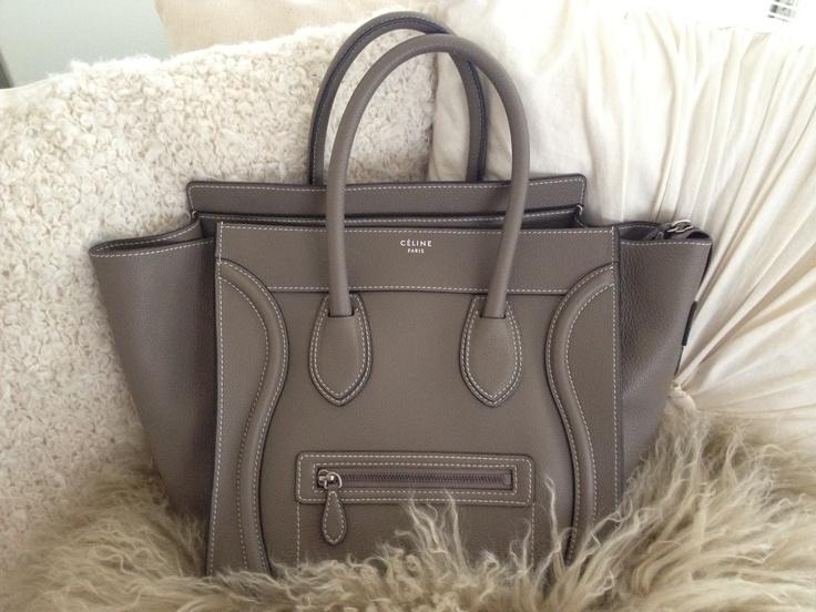 5f8296629fa6 Celine Luggage Souris 30th birthday present please  )