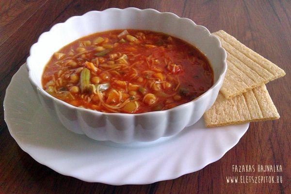 A marokkói harira receptje ihlette: csicseriborsós-zöldséges ragu | Életszépítők