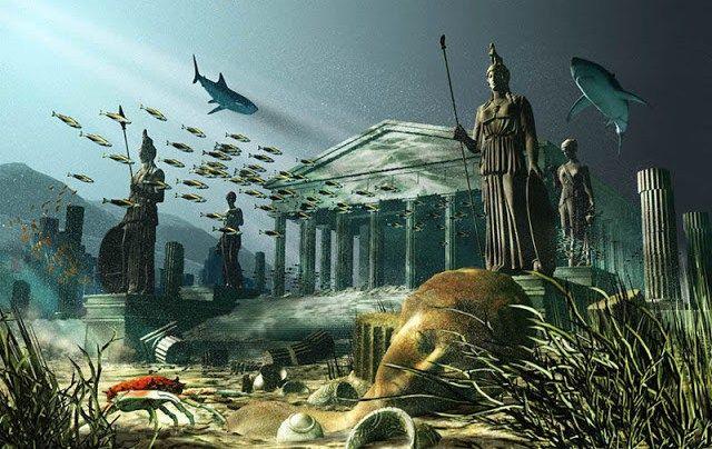 Atlantida  Atlántida (en griego antiguoAtlantís nēsos, 'isla de Atlas') es el nombre de una isla míticamencionada y descrita en los diálogos Timeo y Critias, textos del filósofo griego Platón. Los escritos de Platón sitúan la isla delante de las Columnas de Hércules,la describen como más grande que Libia yAsia juntasy la señalan como una potencia marítima que 9000 años antes de la época del legislador ateniense Solónhabría conquistado gran parte de Europa y el norte de África, siendo…