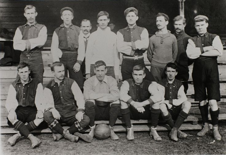 Southampton Football Club. año de 1900