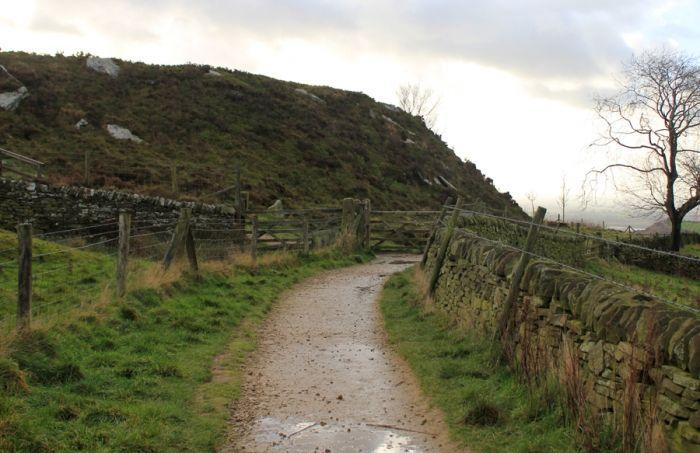 Teggs Nose Trail Walk, Macclesfield