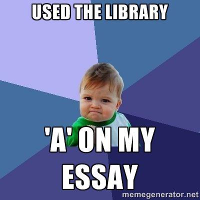 library meme memes
