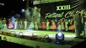 El Festival Costeño de la Danza hermanó a la región en su edición 23