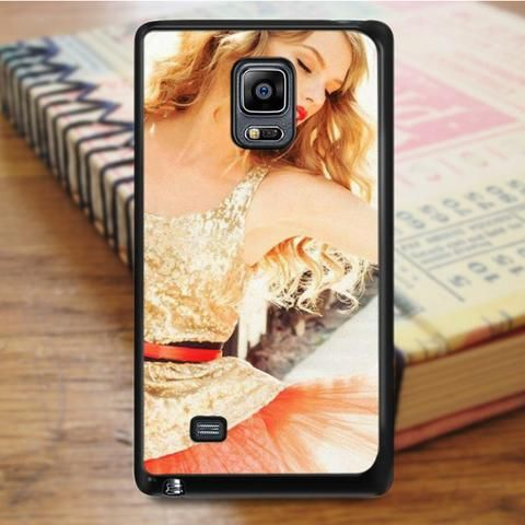 Taylor Swift Smile Cover Album Music Singer 1989 Samsung Galaxy Note 3 Case