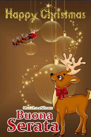 Buona Serata Merry Christmas – Musiclovesilence