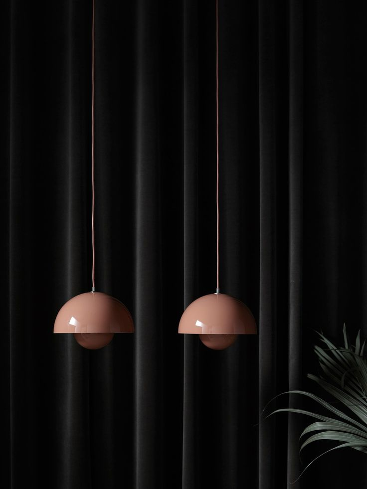 New colours for Flowerpot Collection by &tradition, Salone Del Mobile 2016   #Milantrace2016