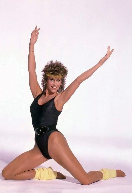 1025 Best Images About 80 S Workout Wear On Pinterest