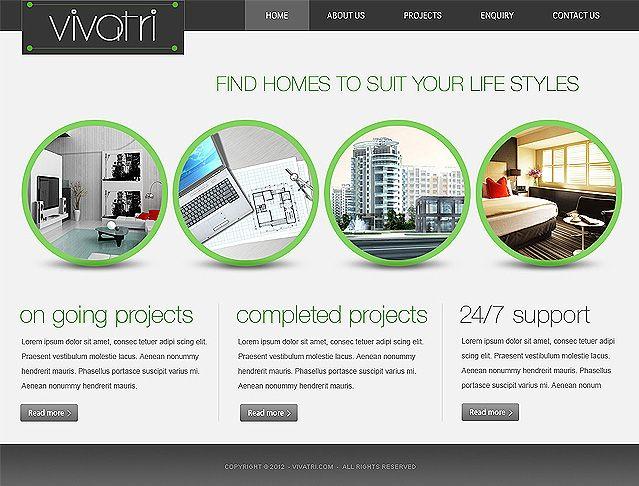 web design layout inspiration - Simple Website Design Ideas