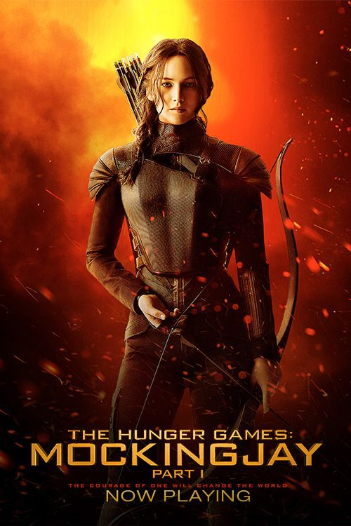 The Hunger Games: Mockingjay Part 1 (Movie #124)