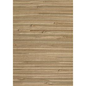 Allen Roth Taupe Grcloth Wallpaper At Lowes Possible Backsplash