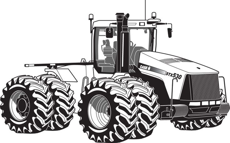 john deere christmas coloring pages - photo#26
