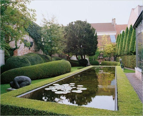 95 best tuin images on pinterest landscape design formal gardens and gardens - Tuin landscaping fotos ...