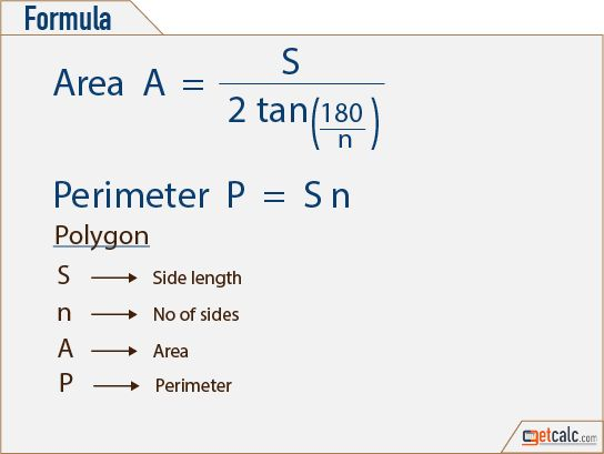 how to find the perimeter of a hexagon formula