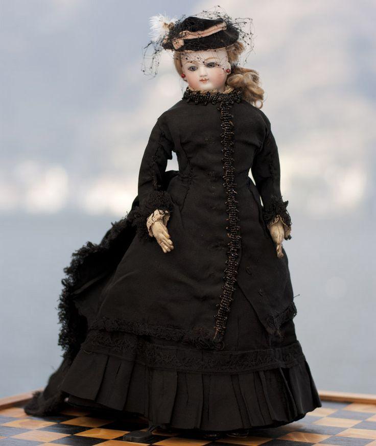 Jumeau fashion doll