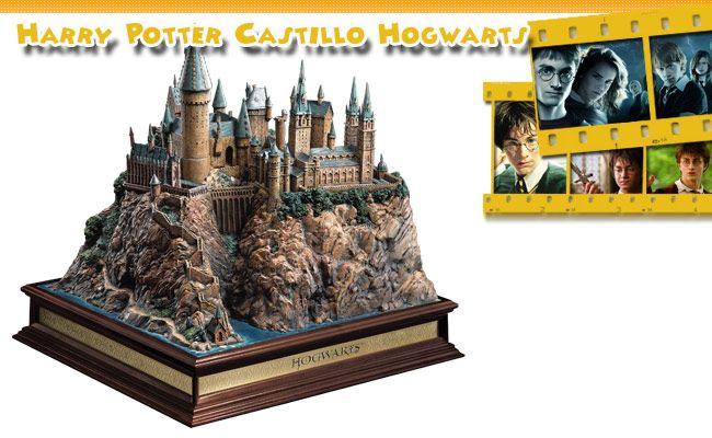 Réplica del Castillo de Hogwarts Harry Potter