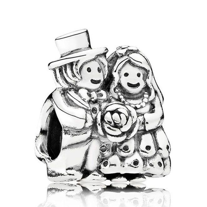 Pandora Mr Mrs Wedding Charm Only 24 Pandora Wedding Charms Pandora Wedding Pandora Bracelet Charms