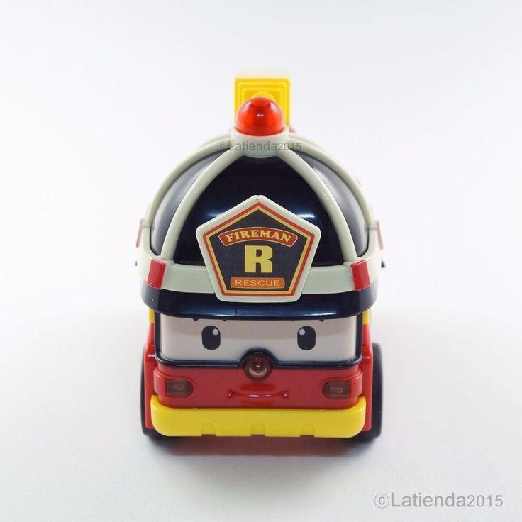 #Roy #Robocar #Poli #Korea #TV #Animation #Character #Educational #Gift #Robot #Kids #Toy #Academy