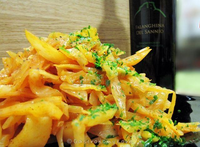Cavolo Cappuccio in umido alla Siciliana   Gastronomy Love